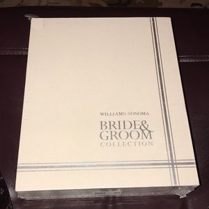 Williams-Sonoma Bride 👰🏻Groom 🎩Book Collection